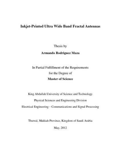 fractal antenna phd thesis