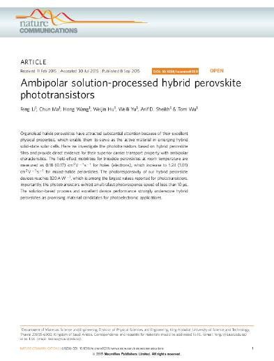 What Is Phototransistor Pdf